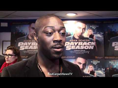 David Ajala   Payback Season UK Premiere