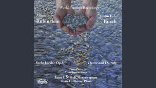 Six Songs, Op. 8: No. 2: Fruelingsgefuhl