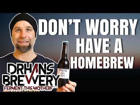 Bock - All Grain Lager Homebrewing Beer Recipe And 4k Ultra HD Tasting