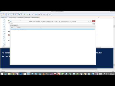 PowerShell and XML