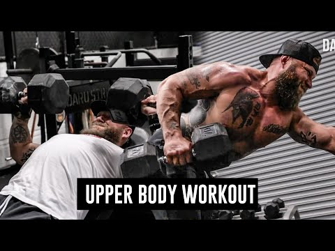 Upper Body Workout to Gain Muscle | Phil Daru