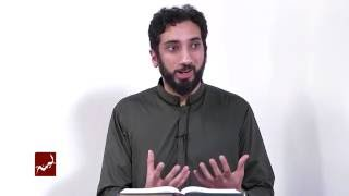 The Human Tragedy - Khutbah by Nouman Ali Khan