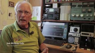 Deze man houdt de zenderfunctie van Radio Kootwijk in stand