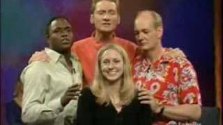 Whose Line - Three Headed Broadway Star: Chili Dog
