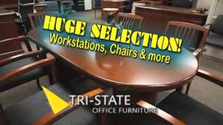 Tri-State Office Furniture TV Commercial