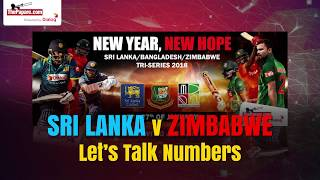 Sri Lanka vs Zimbabwe - ODI Tri Series - Let