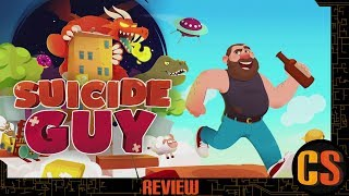 SUICIDE GUY - PS4 REVIEW