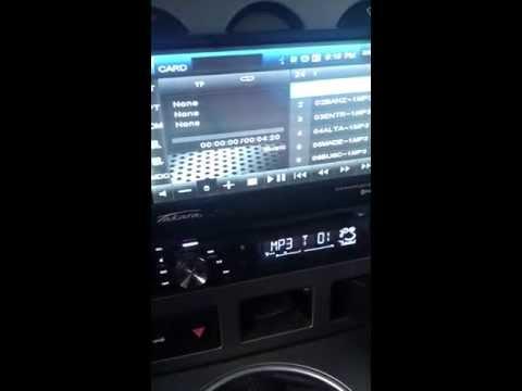 Review Auto radio Takara  CDV1687BT pantalla multimedia dvd Mp3 Bluetooth USB SD