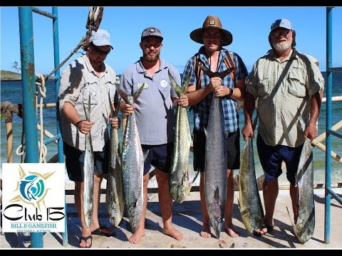 Club 15 Kenya Fishing 2019