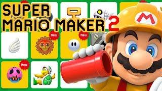 Super Mario Maker 2  - Bigger Than You Think!