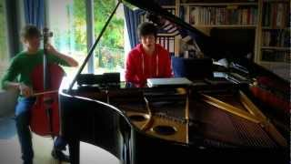 Welcome Home RADICAL FACE COVER Piano Cello COMMERCIAL