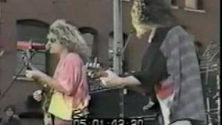 Van Halen - A Apolitical Blues  (live 1991)