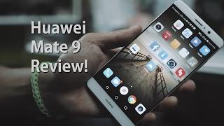 Huawei Mate 9 Review!