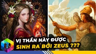 Nữ Thần Athena - Con Gái Yêu Của Zeus Và Cách Ra Đời Có 1-0-2 Trong Thần Thoại Hy Lạp
