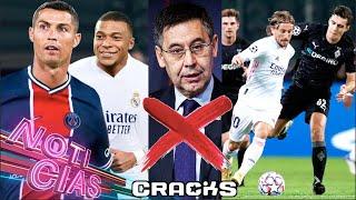 COVID 2-0 CR7 ¿En la mira del PSG? | Sufrido EMPATE del MADRlD | ¡ADIÓS BARTOMEU!