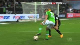 Video Gol Pertandingan Werder Bremen vs Wolfsburg