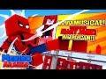 Minecraft: MENINO ARANHA - A MARY JANE VOLTOU!!! #102