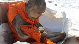 200-Year-Old Mummified Buddhist Monk is