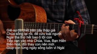 The Salvation Poem in Vietnamese (Tiếng Việt)