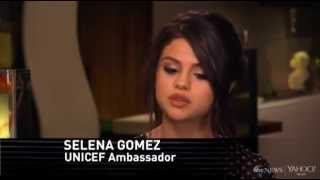 Selena Gomez Interview with ABC/Yahoo News.
