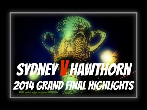 AFL: Sydney v Hawthorn, 2014 AFL Grand Final Highlights