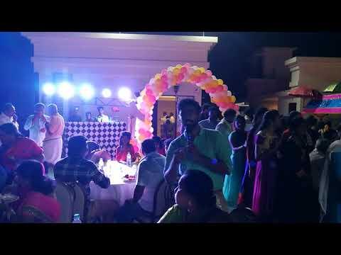 Chennai Event Emcee Lambo Kanna Call For DJ Floor To Dance At Birthday Party, Avadi