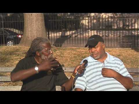 Jazz in the Triangle - Presents An Interview with - WALLY GATOR WATSON INTERVIEW.wmv