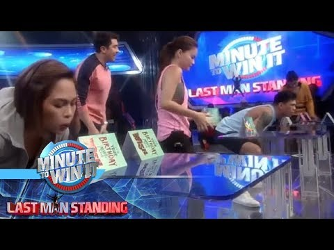 Cliffhanger | Minute To Win It - Last Man Standing