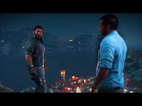 Just Cause 3 Una reacción terrible