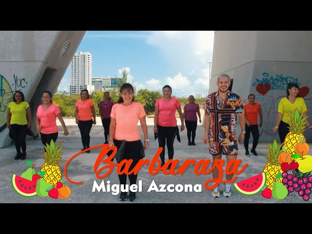 Miguel Azcona Barbaraza By Cesar James| Zumba Fitness |Cardioextremocancun
