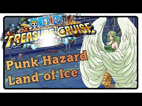 Punk Hazard Land of Ice 1-7 [1/2] - One Piece Treasure Cruise [Deutsch]