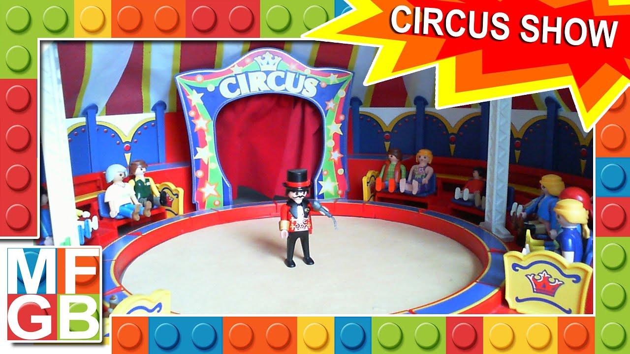playmobile zirkus