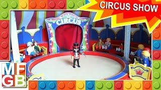 Playmobil Circus Show - Full Version Film 2016 ( Zirkus - Cirque - Circo Playmobil 4230 4232 4235 )