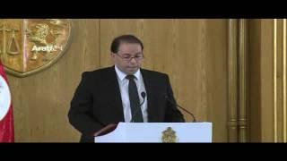 الشاهد يعلن تشكيلة حكومة الوحدة الوطنية الجديدة / تقرير قسم الأخبار/ قناة بلادي