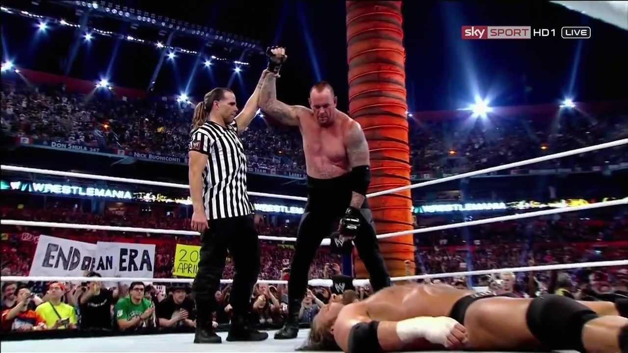 WWE Ranking Every Undertaker Match At Wrestlemania
