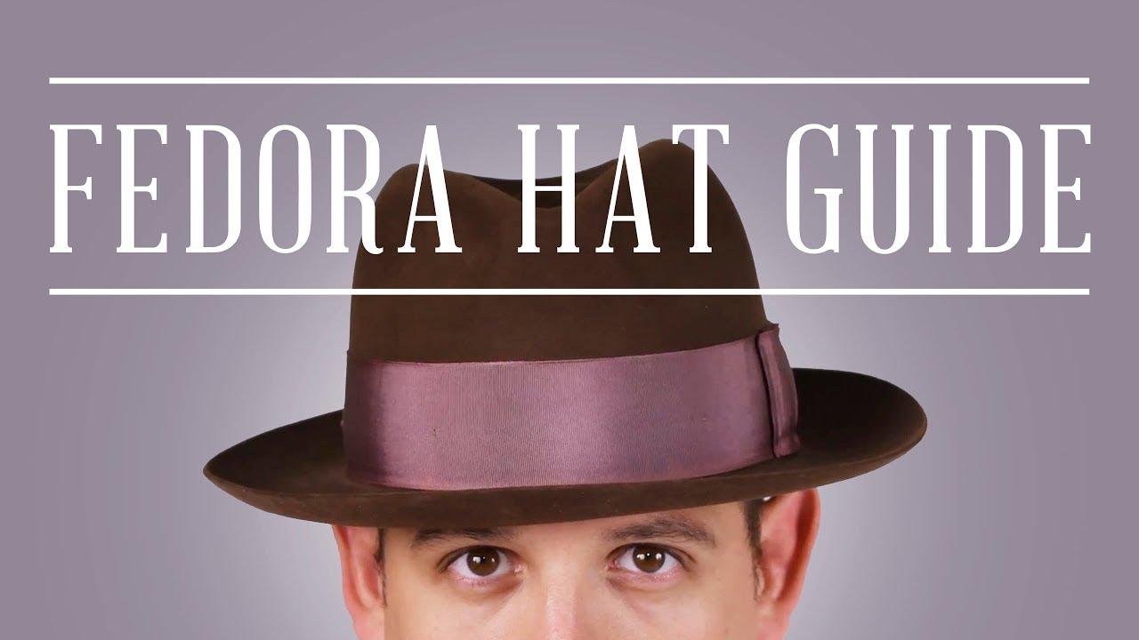 Fedora Felt Hat Guide + Tips & Why You Should Wear Hats Today - Gentleman's Gazette 6