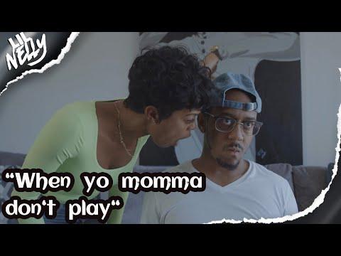 When yo momma don't play