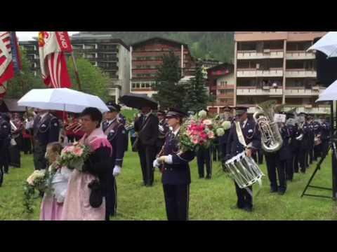 81. Oberwalliser Musikfest Leukerbad