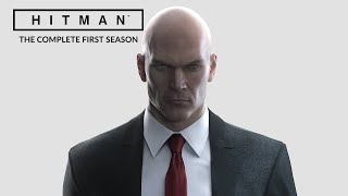 hitman: the complete first season INICIO DE GAMEPLAY
