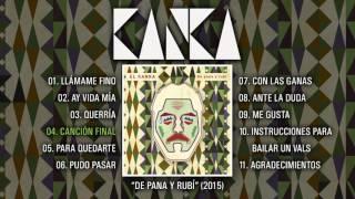 """EL KANKA """"De Pana y Rubí"""" (Álbum Completo)"""