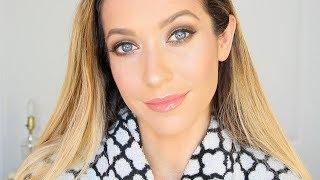 Brown & Gold Smokey Eye Tutorial | New CHANEL Les Beiges Eyeshadow Palette