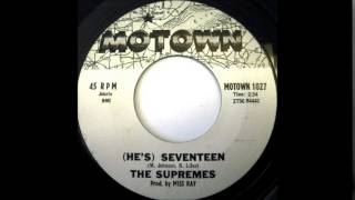 The Supremes, ‎– Your Heart Belongs /(He