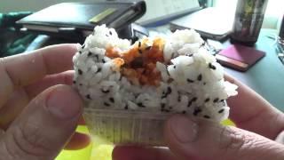 치즈붉닭 주먹밥, GS25 편의점의 매콤한 맛의 진짜사나이 제품 시식기