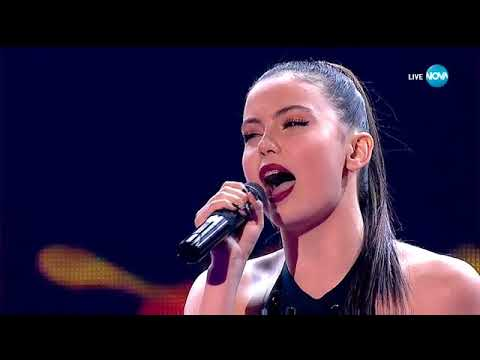 Ева Пармакова - And I Am Telling You I'm Not Going - X Factor Live (03.12.2017)