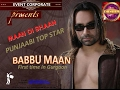 Babbu Maan | Live performance At Gurgaon | 2017