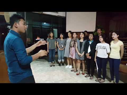 Ajaiblah Yesus Juruselamatku (He Hideth My Soul) - Pemuda Advent Bendungan Hilir