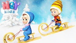 Piosenki Świąteczne  Nasza Zima Zła, A Mikołaj Pędzi, Pada Śnieg + 15 minut