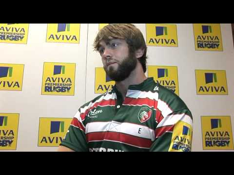 Aviva Premiership Most Passionate Fans: Richard Cockerill & Geoff Parling on Leicester Tigers fans