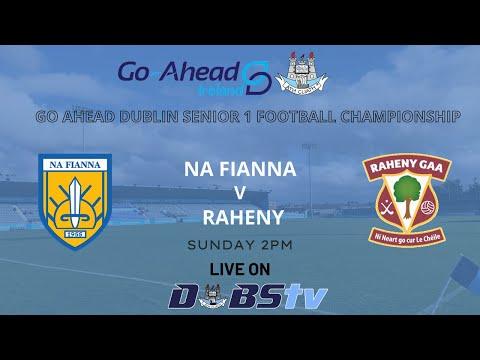 SFC 1 - Na Fianna v Raheny