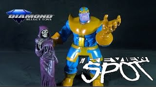 Toy Spot - Diamond Select Toys Marvel Select Thanos